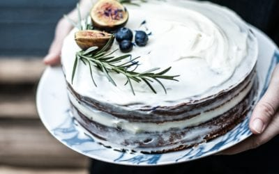 Carrot Cake with Cream Cheese Frosting  Copy